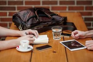 Wspieranie początkujących przedsiębiorców